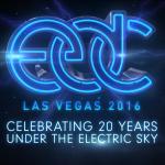 EDC Las Vegas celebrará su 20º Aniversario
