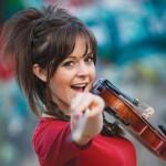 """Lindsey Stirling """"La violinista del Dubstep"""""""