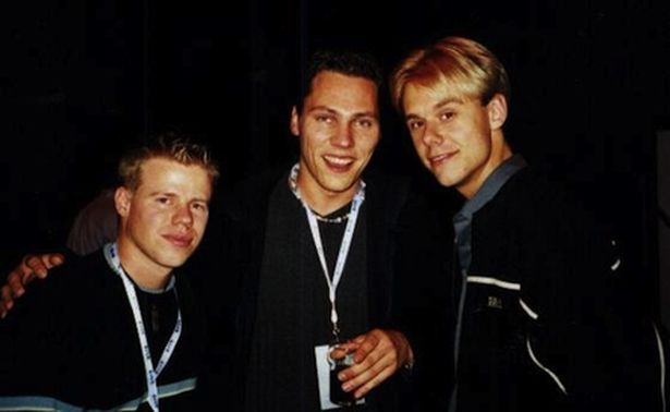 Ferry Corsten, Tiesto & Armin van Buuren