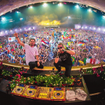 Tomorrowland reunió a más de 200 nacionalidades