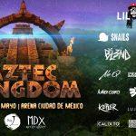 ¡AZTEC KINGDOM llega a México!