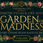 Tomorrowland presenta Garden of Madness en Ushuaïa