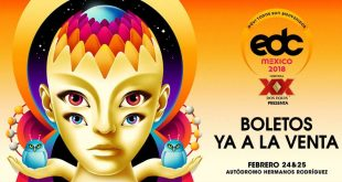 EDC México anuncia su line up oficial para su 5ta. edición