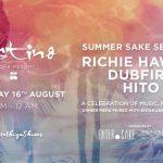 Disfruta del experto en sake Richie Hawtin en Destino Ibiza