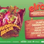 elrow ha anunciado su lineup para su primera edición en la CDMX