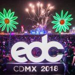 Tenemos cartel de EDC México 2019