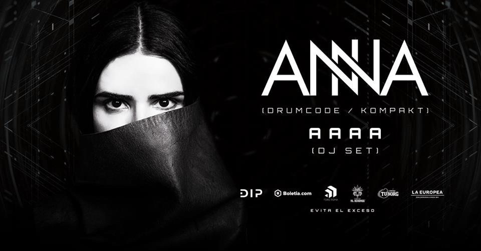 ANNA por primera vez en la CDMX