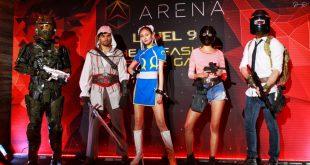 Descubre Arena Nivel 9 en Artz Pedregal