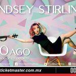 Lindsey Stirling, la violinista del dubstep regresa a México