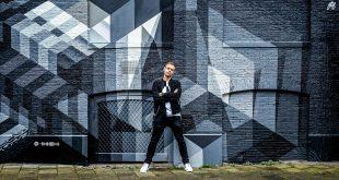 Armin libera álbum Balance y para celebrar crea 3 murales únicos