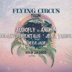 Flying Circus con Audiofly, Andhim y Oceanvs Orientalis en Mía Tulum