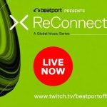 Beatport nos sorprende con ReConnect, 33 horas de música