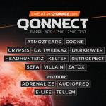 Qonnect hardstyle por el mundo