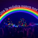 ¡Bailemos juntos bajo el techo eléctrico del Room Fest!