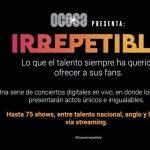 IRREPETIBLE, una nueva forma de vivir la emoción de los conciertos
