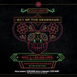 Day of the deadmau5 llegará a México con show muy especial
