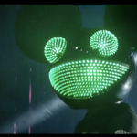 Una noche de colores en Day of The deadmau5