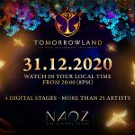 Tomorrowland festejará Año Nuevo de manera mágica