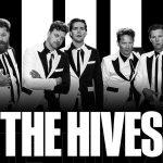 The Hives en vivo con show lleno de rock & roll