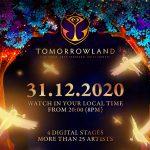 ¡Disfruta los sets de Tomorrowland NYE GRATIS!