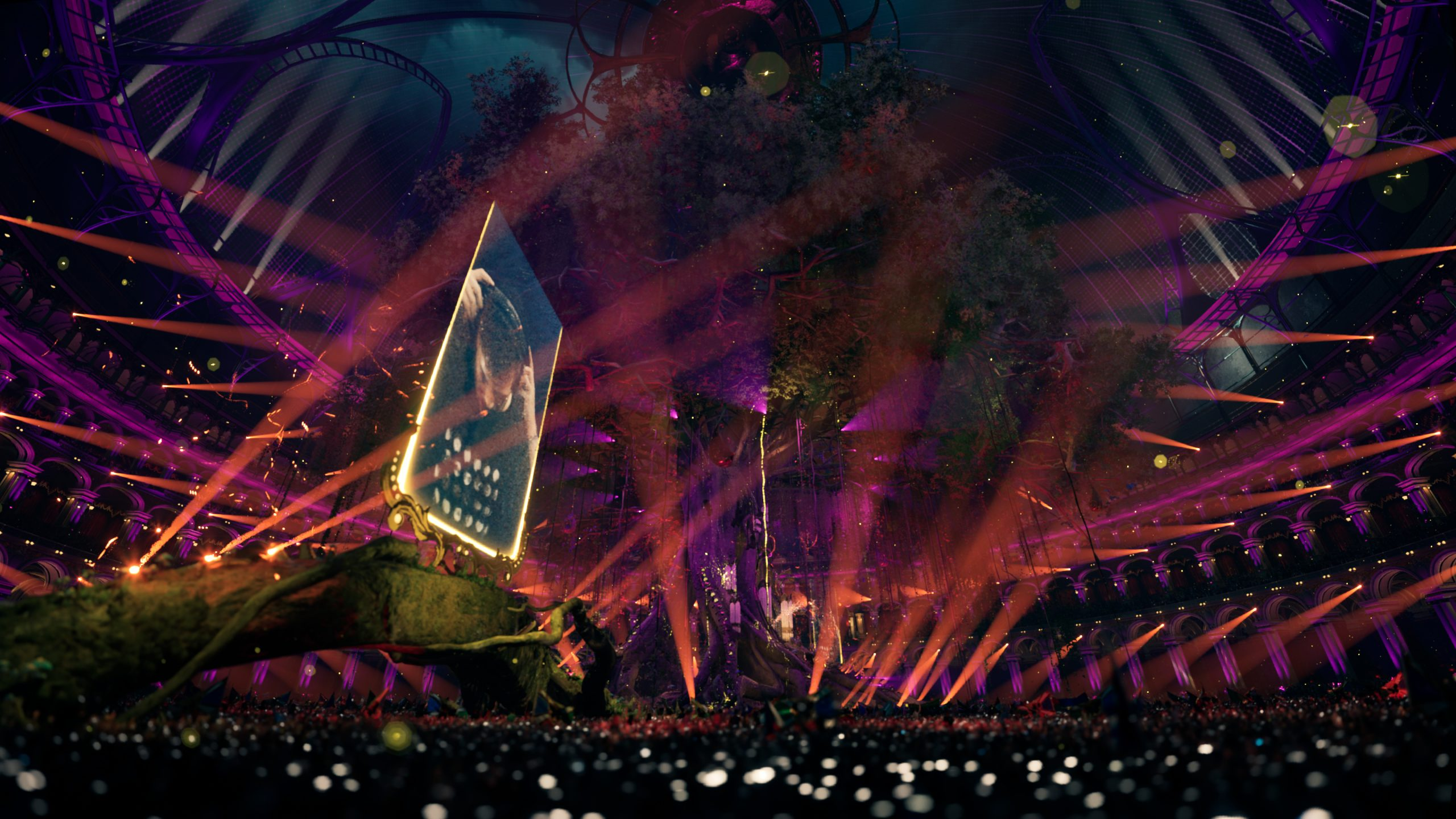 Tomorrowland MYE