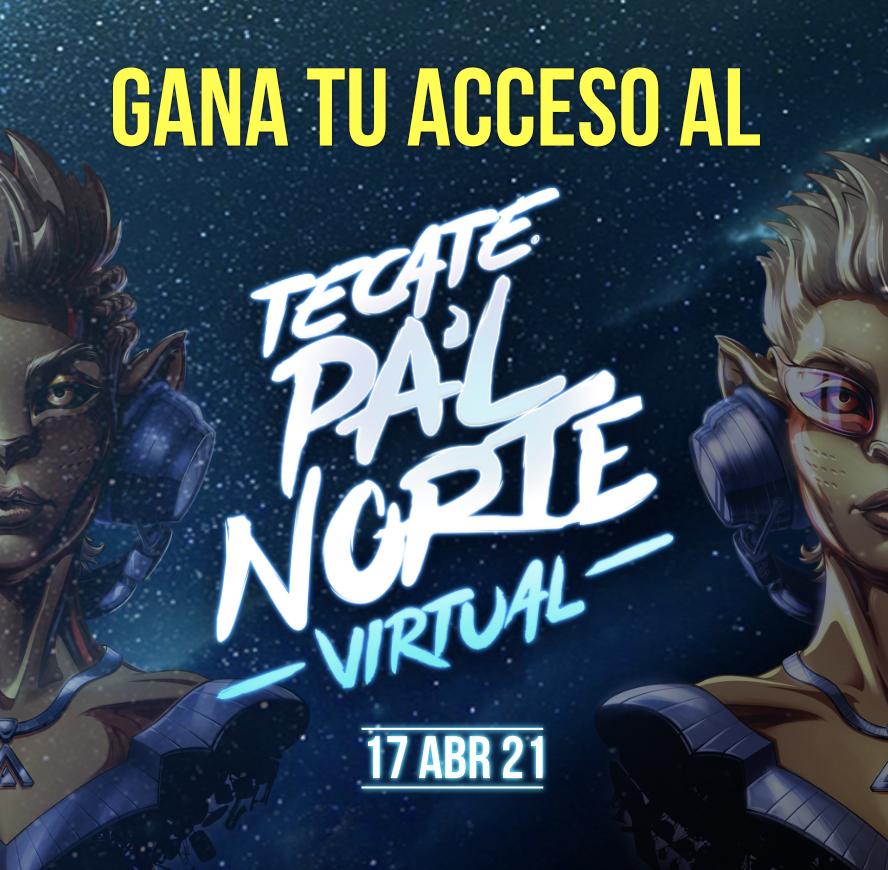 Tecate Pa'l Norte Virtual