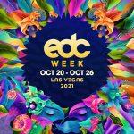 EDC Week se pone guapo y anuncia artistas para este 2021