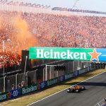 Regresó la emoción de la F1 en el ZandvoortGP
